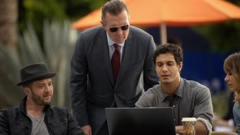 Episodio 2 (TTemporada 1) de Scorpion