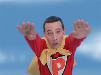 Episodio 2 (TTemporada 4) de Pee-wee's Playhouse
