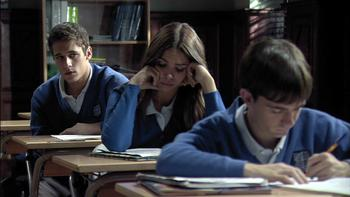 Episodio 4 (TTemporada 6) de El internado