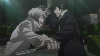 Episodio 22 (TPsycho-Pass  1) de Psycho-Pass
