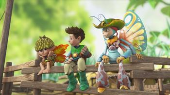 Episodio 12 (TTemporada 1) de Tree Fu Tom