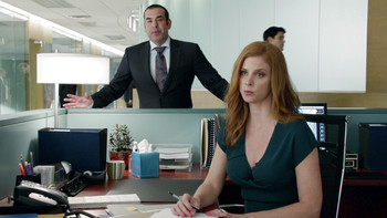 Episodio 9 (TTemporada 2) de Suits