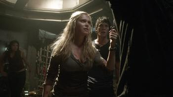 Episodio 7 (TTemporada 1) de The 100