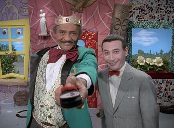 Episodio 4 (TTemporada 5) de Pee-wee's Playhouse