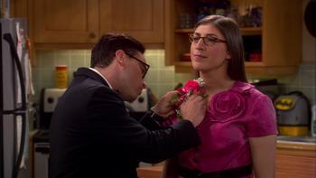 Episodio 3 (TTemporada 5) de The Big Bang Theory