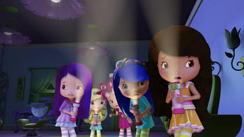 Episodio 14 (TTemporada 1) de Strawberry Shortcake: Berry Bitty Adventures