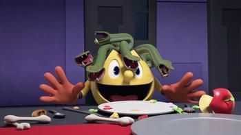 Episodio 24 (TTemporada 2) de Pac-Man y las Aventuras Fantasmales