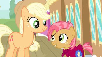 Episodio 4 (TTemporada 3) de My Little Pony: Friendship Is Magic