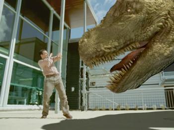 Episodio 1 (TPower Rangers Dino Thunder) de Power Rangers Dino Thunder