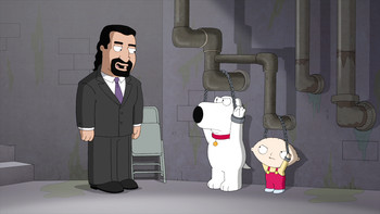 Episodio 20 (TTemporada 10) de Family Guy