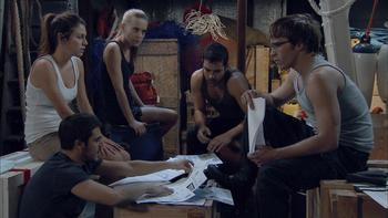 Episodio 3 (TEl Barco: Temporada 3) de El Barco