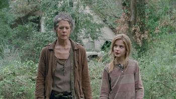 Episodio 14 (T4) de The walking dead