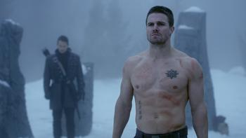 Episodio 9 (TTemporada 3) de Arrow