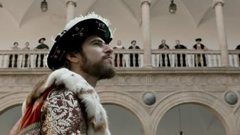 Episodio 8 (TTemporada 1) de Carlos, Rey Emperador