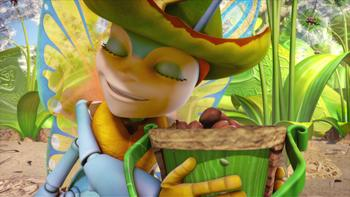Episodio 4 (TTemporada 1) de Tree Fu Tom