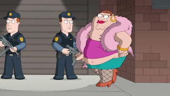 Episodio 12 (TTemporada 10) de Family Guy