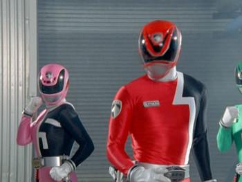 Episodio 20 (TPower Rangers S.P.D.) de Power Rangers S.P.D.
