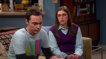 Episodio 24 (TTemporada 7) de The Big Bang Theory