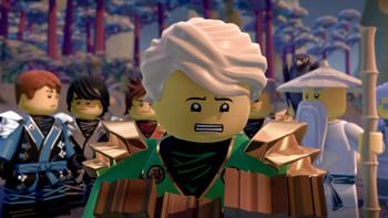Episodio 12 (TTemporada 2) de LEGO Ninjago: Masters of Spinjitzu