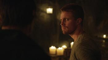 Episodio 16 (TTemporada 3) de Arrow