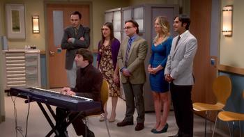 Episodio 6 (TTemporada 7) de The Big Bang Theory
