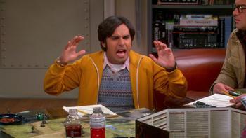 Episodio 23 (TTemporada 6) de The Big Bang Theory