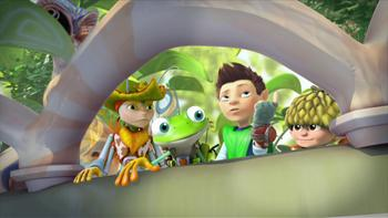 Episodio 6 (TTemporada 1) de Tree Fu Tom