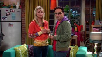 Episodio 2 (TTemporada 3) de The Big Bang Theory