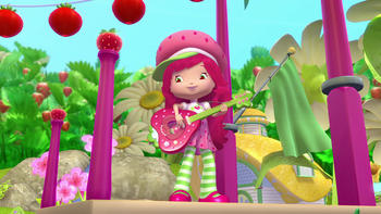 Episodio 16 (TTemporada 1) de Strawberry Shortcake: Berry Bitty Adventures