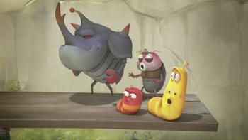 Episodio 8 (TTemporada 1) de Larva