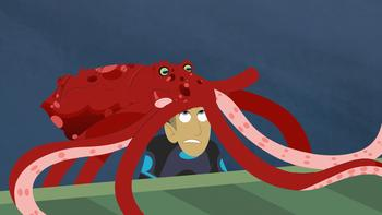 Episodio 15 (TTemporada 1) de Los hermanos Kratts