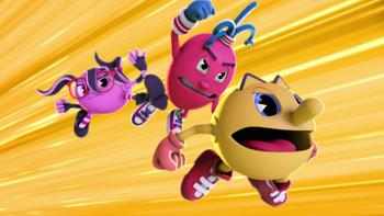 Episodio 2 (TTemporada 1) de Pac-Man y las Aventuras Fantasmales