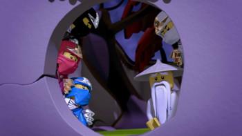 Episodio 6 (TTemporada 2) de LEGO Ninjago: Masters of Spinjitzu