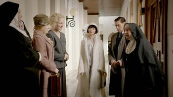 Episodio 12 (TTemporada 2) de Miss Fisher's Murder Mysteries