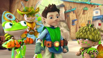 Episodio 10 (TTemporada 1) de Tree Fu Tom