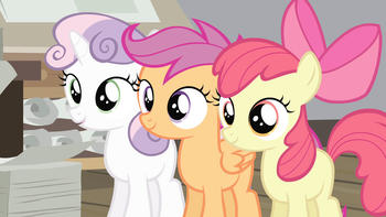 Episodio 23 (TTemporada 2) de My Little Pony: Friendship Is Magic
