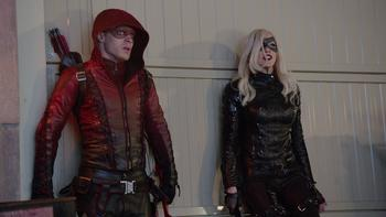 Episodio 18 (TTemporada 3) de Arrow