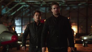 Episodio 20 (TTemporada 3) de Arrow