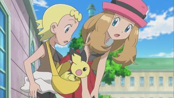 Episodio 16 (TXY) de Pokémon: XY
