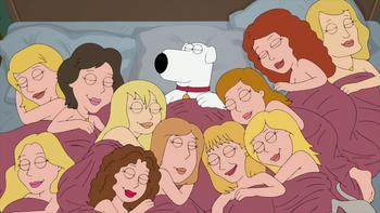 Episodio 13 (TTemporada 11) de Family Guy